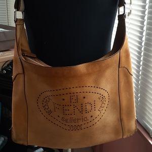 Fendi Selleria Messenger bag